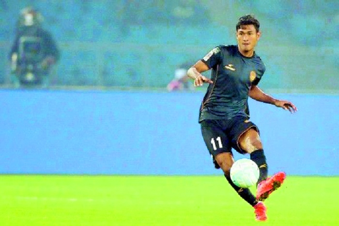 Winger Narzary sets sight on goals