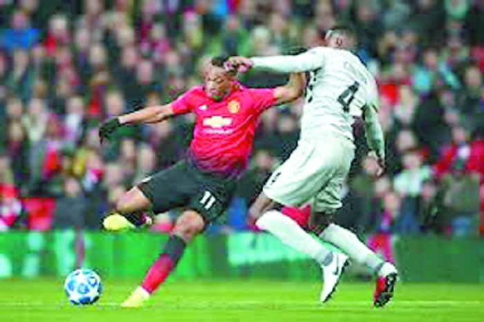 United face revitalised Arsenal