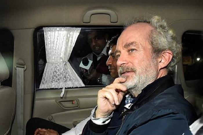Michel sent to five-day CBI custody in VVIP chopper case