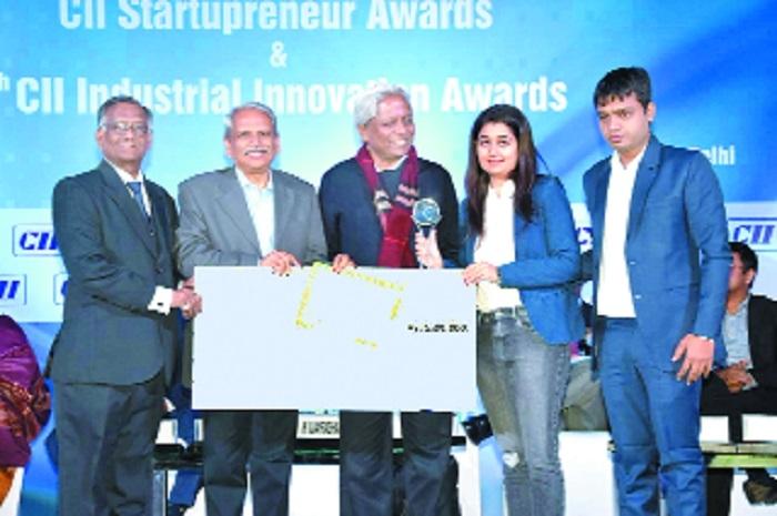 City's Ritu Malhotra gets CII Startup Award