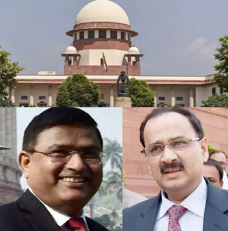 What 'grave exigency' prompted Verma's overnight removal?: SC'