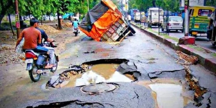 Around 15,000 deaths in road accidents due to potholes 'unacceptable', says SC