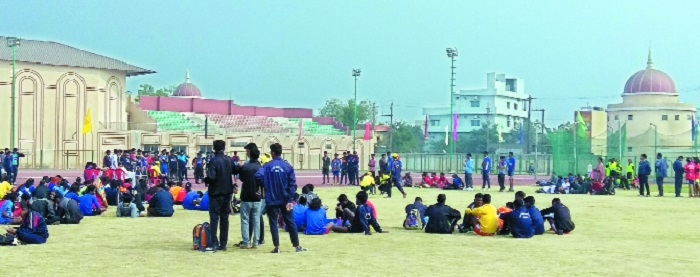 Hundreds of talents from Sukma, Janjgir deprived of state-level sports fest 2018