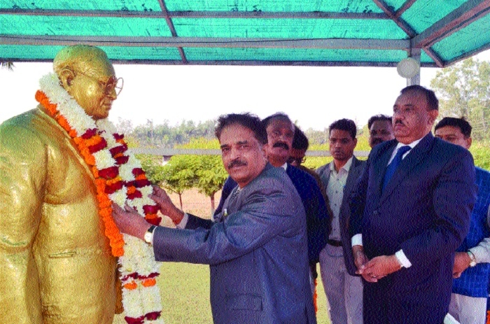 Dr Ambedkar's death anniv observed at BHEL, Bhopal