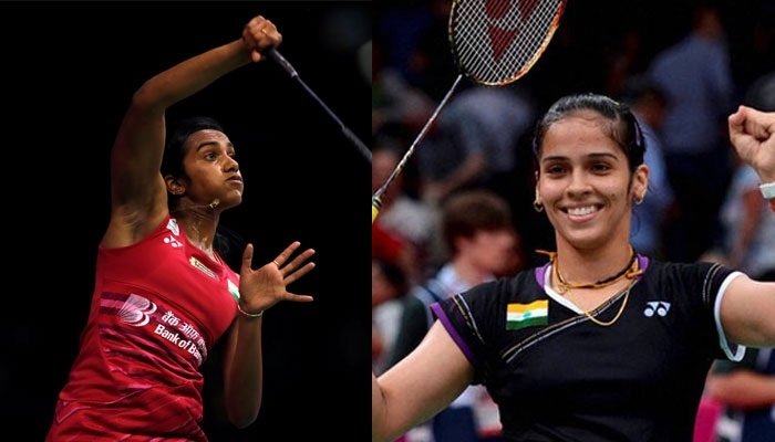 Saina, Sindhu win; Prannoy bows out