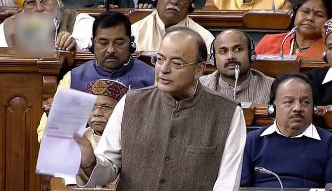 'Rs 12,000 cr relief for salaried class in Budget'