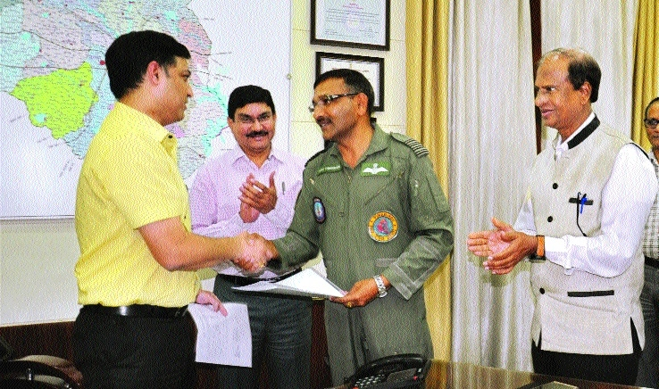 IAF, MADC complete land swap deal, pave way for MIHAN