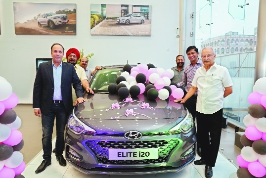 Elite i20 at Bigwig Hyundai