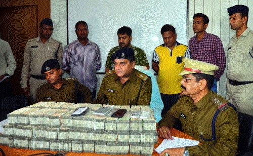 Major cricket betting racket busted in Raipur