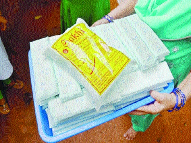 'Pad women' lead to sanitary hygiene revolution