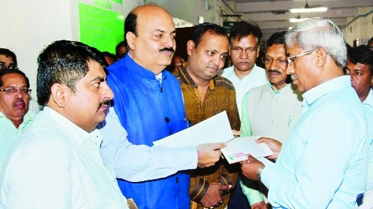 Stop harassment of traders: NVCC to Rly