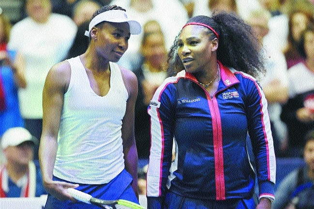 Family affair as Serena makes long-awaited return