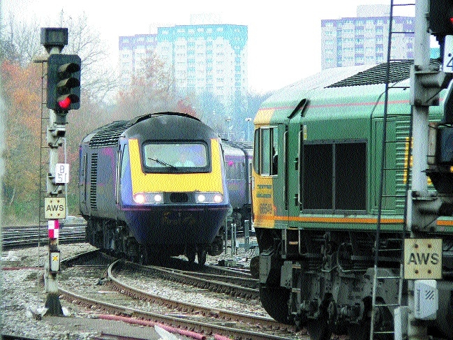 Railways to secure tracks with ETS signals