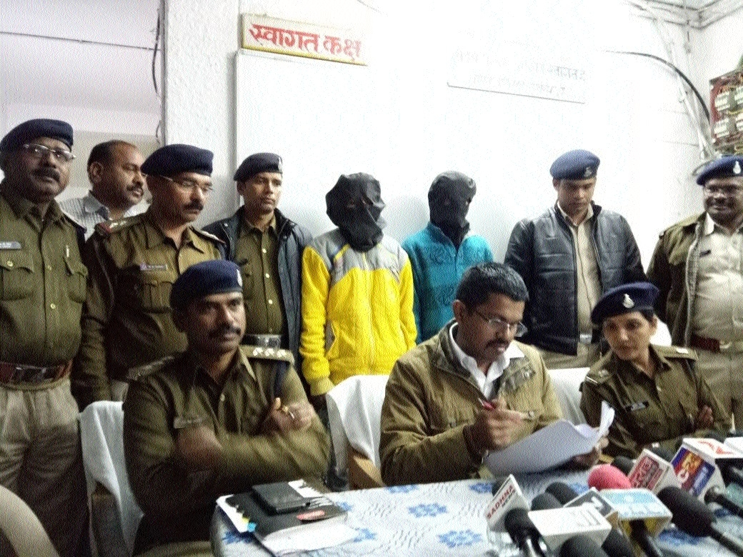 Two arrested accused confess to acid attack on adolescent girls