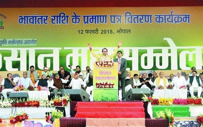 Govt to compensate losses of farmers: CM