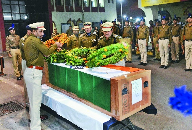 Another jawan's body found in Jammu camp
