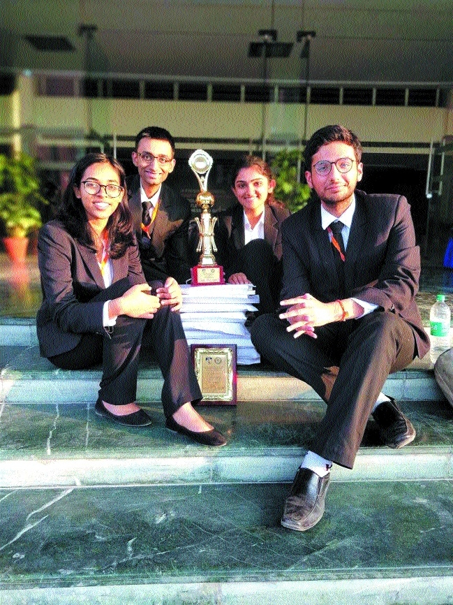 NLIU to represent India at Moot Court contest in USA