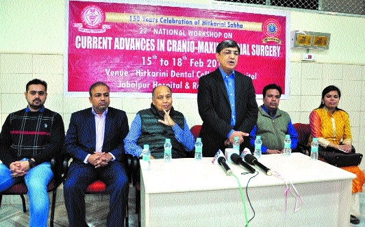 National workshop on Maxillofacial Surgery begins in Jabalpur today