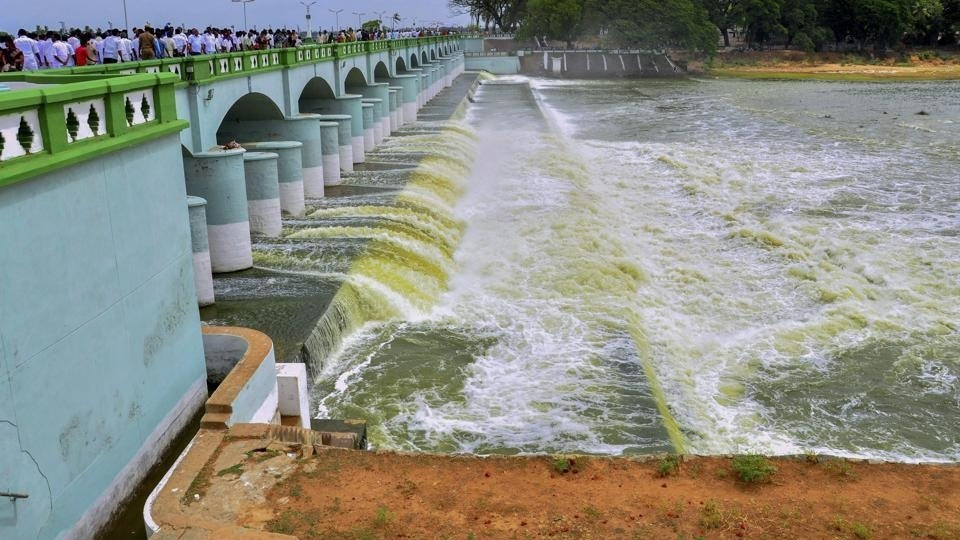 SC increases Karnataka's Cauvery water share, reduces Tamil Nadu's