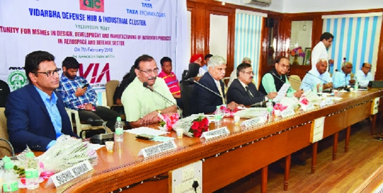 'Defence cluster will ensure growth, prosperity in Vid'
