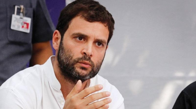 Only promises made in past 4 yrs: Rahul