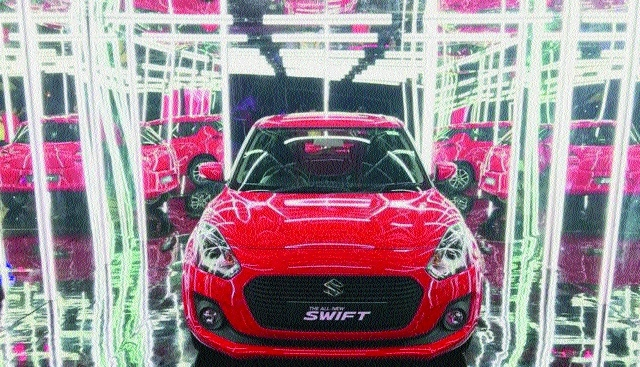 Car Sales: Maruti, Tatas, M&M start New Year with positive growth