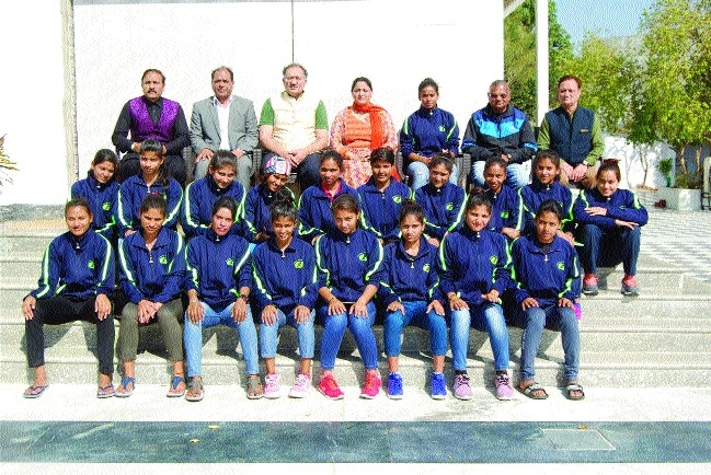 Hockey team announced for Senior Women's National Championship