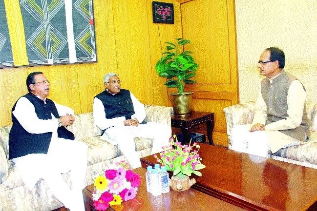 Meeting over appointment process of MPHRC Chairman end without any result