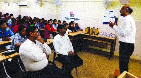 Orientation programme for parents, students
