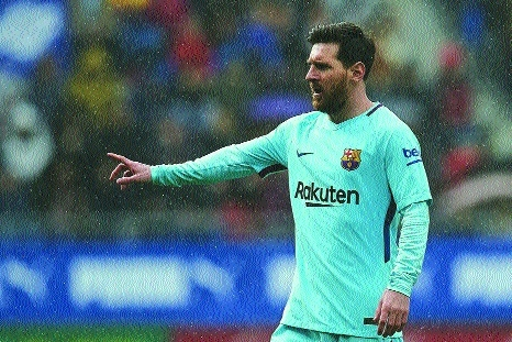 Messi aims to score against Chelsea in 9th attempt