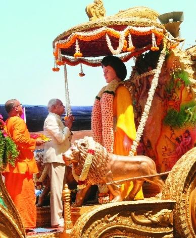 Sister Nivedita, a shining symbol of service to India, says Purohit