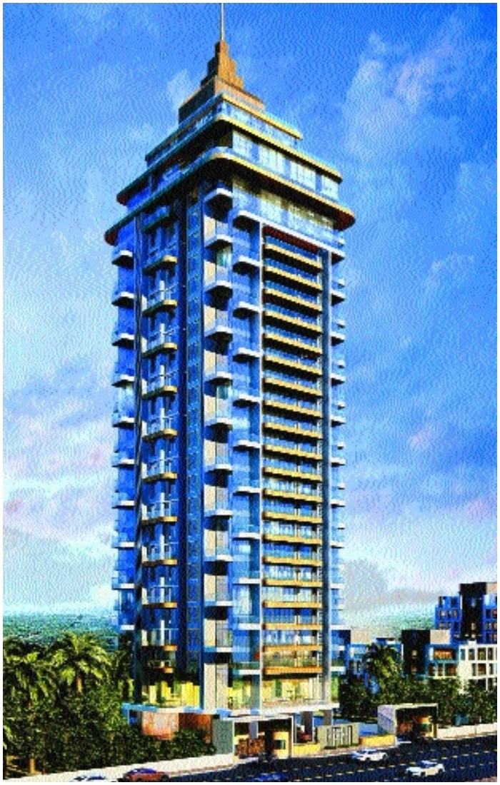 Nagpur's tallest tower coming up in Civil Lines