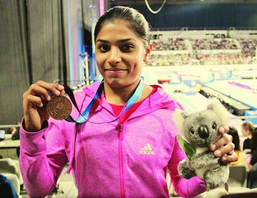 Aruna becomes first Indian to win medal in Gymnastics World Cup