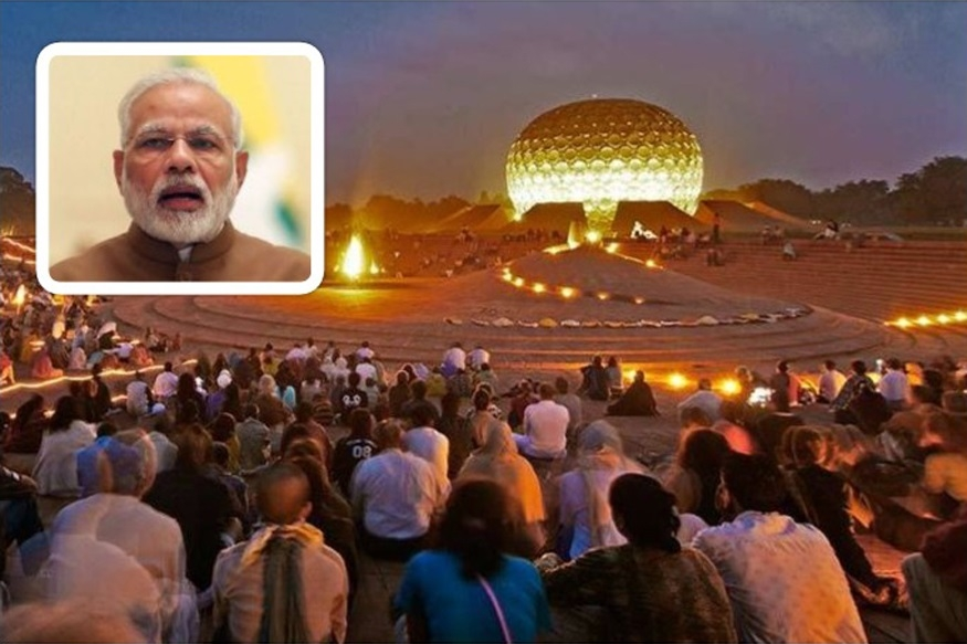 India a spiritual destination for the world: PM