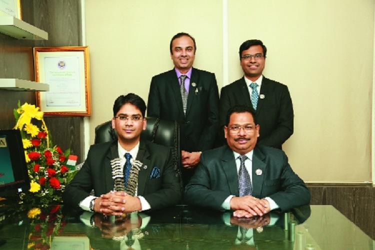 CA Umang Agrawal is new Chairman of ICAI, Nagpur Branch