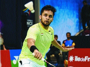 Kashyap lifts first title in three years