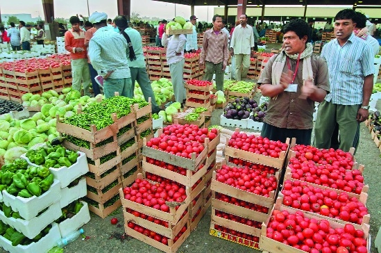 Maharashtra Govt to digitise private vegetable markets