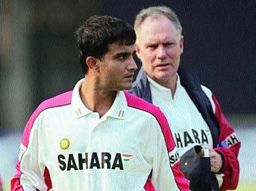 Ian had doubts over Greg's choice as team India coach: Ganguly