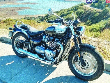 Triumph launches Bonneville Speedmaster