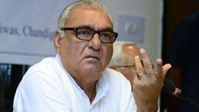 Chargesheet against Hooda in land case