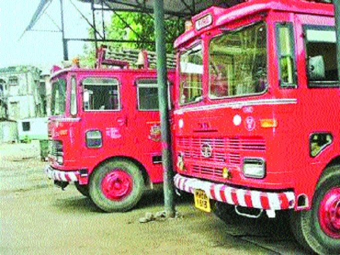 NMC's Fire services likely to become costly