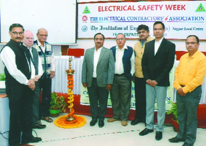 Electrical Safety Week 2018 celebrated