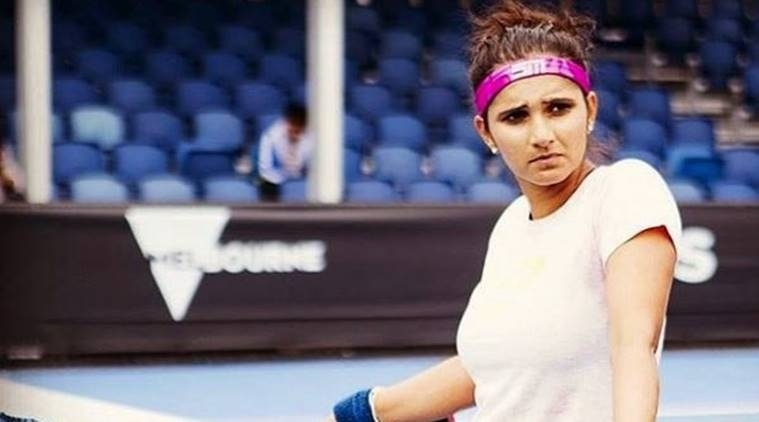 Injured Sania to be off court for at least two more months