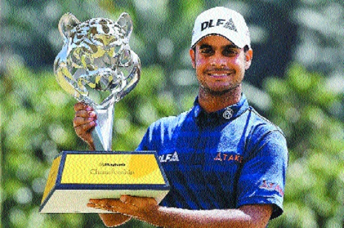 Shubhankar clinches Maybank C'ship