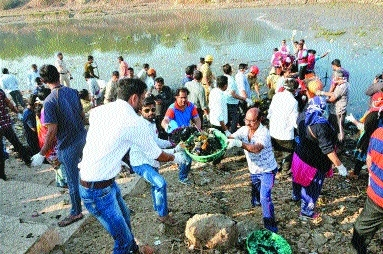 Overwhelming response to Morna river cleanliness drive