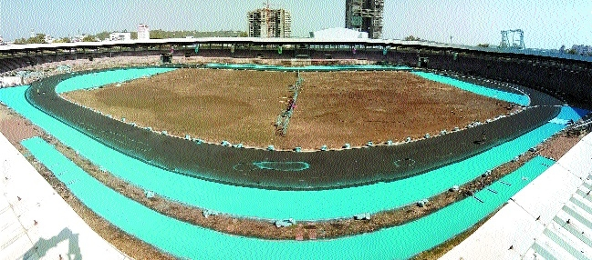 TT Nagar Stadium to get new synthetic track by month end