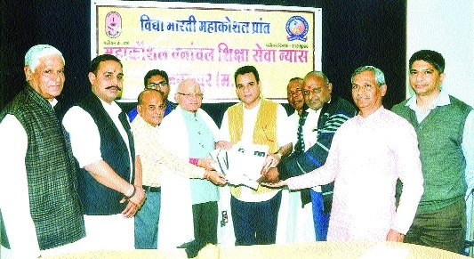 Dr Sharma donates 15 acre land for progress of tribal community