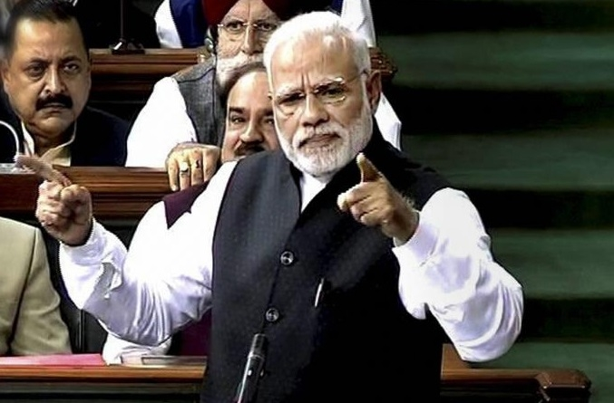 Modi to reply in LS today