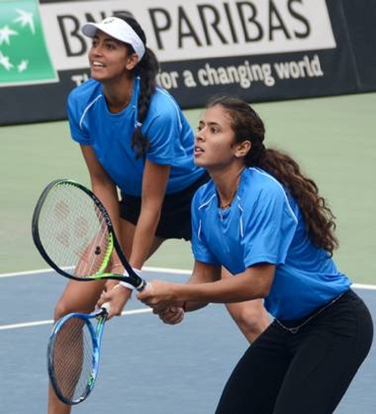 All eyes on Ankita and Karman as Fed Cup begins