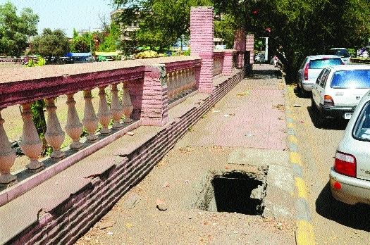 No parking at KP without heritage panel's nod